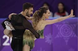 冬奧》法滑冰女將舞衣鬆脫走光 「我最深的夢魘」