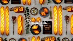 到底是麵包還是燈?麵粉做成最美味的夢幻家飾品