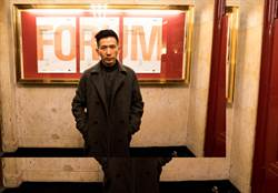 趙德胤拍新片與和尚同行 《十四顆蘋果》轟動柏林
