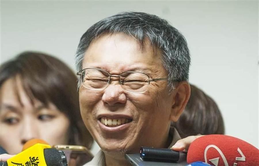 國民黨候選人丁守中提選舉無效訴訟判敗訴,柯文哲可繼續擔任台北市長。(中時資料照片)