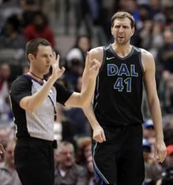 NBA》25場只需110分 諾威茲基即可超越張伯倫