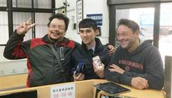 iPhone失而復得 美籍男大喊:I love Taiwan!