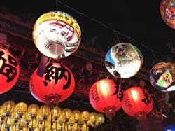 光華附設國中部彩繪花燈獲獎 點綴普濟街燈海