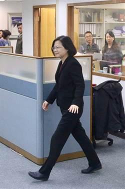 民進黨台南市長初選者當面開幹 小英:惡意攻擊取消資格