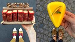 眼睛究竟要看哪裡?甜點美食控都在追蹤的IG人物 時尚潮男也是甜點師