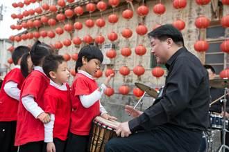 社區協力建立傳統 蘆竹湳好采頭藝術季很有台灣味