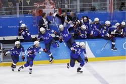 冬奧圖輯》美國女子冰球斬斷加拿大連霸