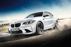 BMW M2限量升級M Performance排氣管套件 可遙控排氣聲浪