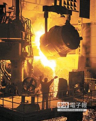 陸去年廢鋼出口 大增2200倍