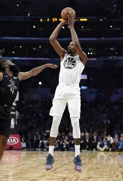 NBA》杜蘭特本季僅排第10?老湯普生不服