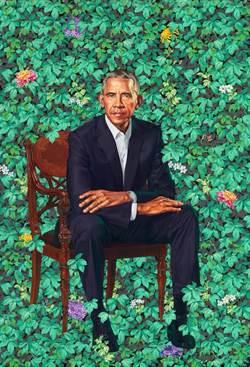 歐巴馬配戴勞力士表入畫 將被美國國家美術館永久珍藏