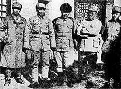 兩岸史話-獲毛提拔 出任紅一軍團總指揮