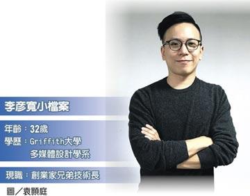 我30歲,我年薪百萬系列27-寫程式出頭天 李彥寬提早享受財富自由