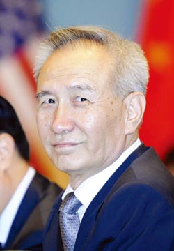 劉鶴下周訪美 力避中美貿易戰