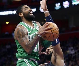 NBA》綠衫軍瞄準重返東區龍頭 怒扁活塞止敗