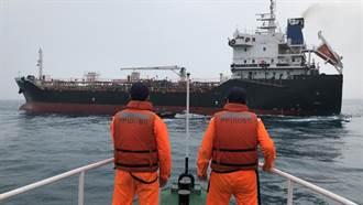 撞毀珊瑚礁遭求償4千萬 薩摩亞郵輪夜半偷開船遭查獲
