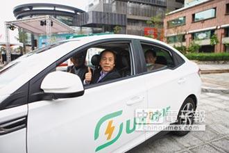 電動車甲租乙還 Ucar3月試辦