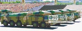 東風21當靶彈 動能3攔截成功