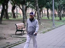 彭淮南卸任前夕公園健走 再次為自己政策辯護