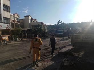 雲翠大樓夷平 最後2陸客遺體估午前挖出