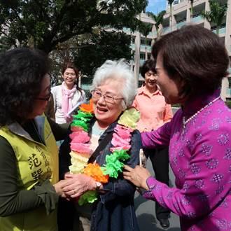 87歲日籍老奶奶返母校 雄女尋根感人