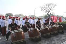 少年鼓手雲腳嘉義今啟程 終回台灣燈會擔綱開場秀