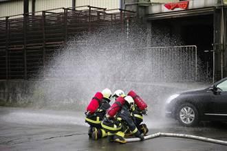 蘇澳工廠氨氣外洩 無人員傷亡
