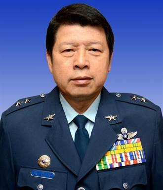 張哲平升任空軍司令 晉升上將