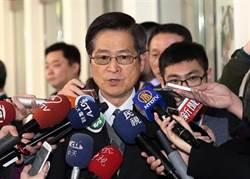 反年改團體突襲立院 國防部長嚴德發:這是國安危機