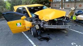 計程車撞2機車7人受傷  1女子命危救回