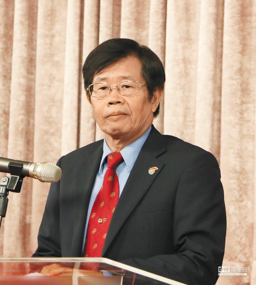 高雄市府祕書長楊明州。