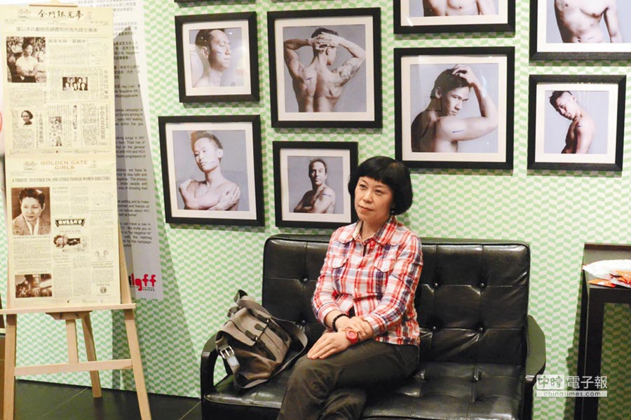 任教於香港城市大學的魏時煜,過去曾拍攝紀錄片《金門銀光夢》。(取自Golden Gate Girls臉書官網)