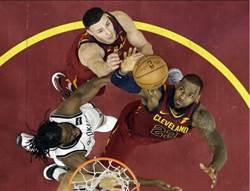 NBA》詹姆斯追上喬丹大帝腳步 20分以上場次史上第四