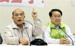 侯友宜投入新北市長選舉 蘇貞昌何時宣布親征?這件事決定