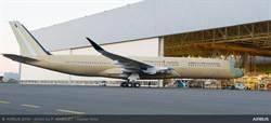 首架A350 XWB出廠 將飛全球最遠航線