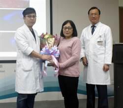 腰痛發現肝癌 64歲婦腹腔鏡切除肝癌