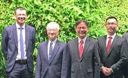 第一銀行董事長董瑞斌拜會澳洲金融監理局