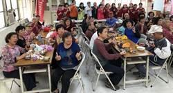 高市楠梓區老人共餐讓老人更有活力更健康