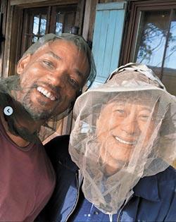 威爾史密斯作夥李安 頭上披紗躲蟲蟲危機