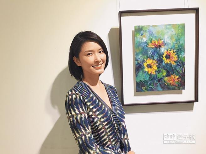 台灣女星徐潔兒。(本報系資料照片)