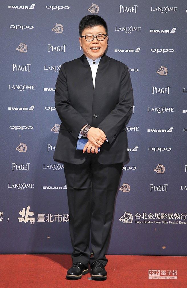 台灣知名電影製片人葉如芬。(本報系資料照片)