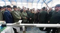 伊朗自製反戰車飛彈 神似響尾蛇