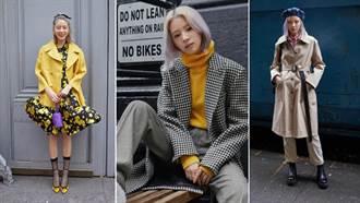 她的風格也太多變!來看「時尚部落客 Irene Kim」去時裝週都穿了些什麼?