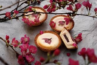吃得到一整朵醃漬櫻花!神戶貴婦甜點名店限定新品好浪漫