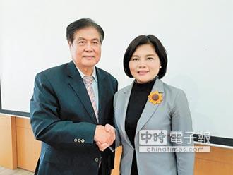 林文進接任 國民黨雲林縣黨部主委