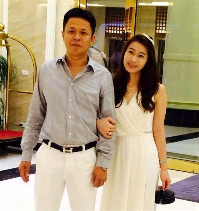 快取寶負責人孫岳澤夫妻被起訴,目前通緝中。(廖素慧翻攝)