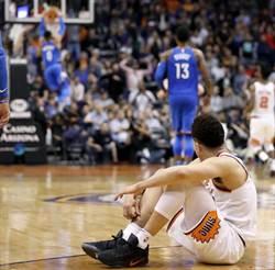 NBA》韋斯布魯克飆贏布克 助雷霆上演逆轉秀