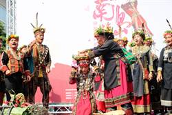 南島族群鞦韆下的婚禮太浪漫 日籍戀人將為此跨海來台完婚