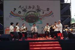 大林蒲西南瘋音樂祭嗨翻 為在地發聲