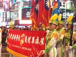 陸軍專科學校熱情參與2018臺北燈節   展現軍校生優質形象